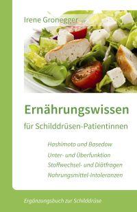 Ernährungswissen für Schilddrüsen-Patientinnen Cover