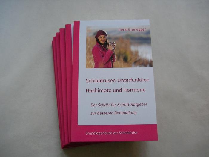 Bücher zur Schilddrüsen-Unterfunktion