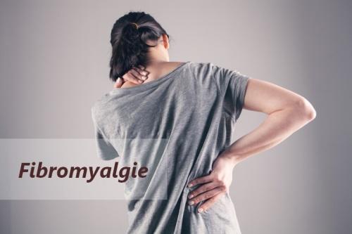 Diverse Schmerzen bei Fibromyalgie